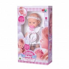 BONECA LITTLE BABY MINHA PRIMEIRA ORAÇÃO 0151