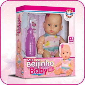 BONECA MEU BEIJINHO BABY 1050