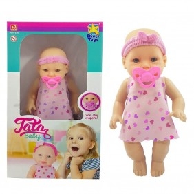 Boneca Tata Baby 636 Diver Toys