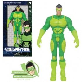Boneco Vinil Vigilante Verde B211 Mielle