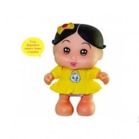 Boneco Turma da Mônica Baby - Magali Adijomar