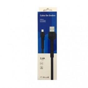 Cabo de Dados Tipo C LE-839C It Blue