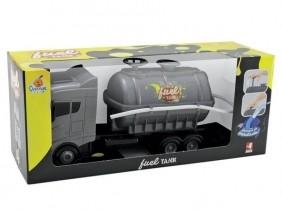 Caminhão Fuel Tank 412 Orange Toys