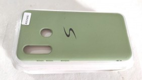 CAPA SAMSUNG A60/M40 SILICONE