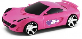 Carrinho Race Girls 0422 Orange Toys