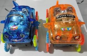 CARRINHO SUPER POWER COM MOTOR A PILHA
