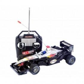 Carro Controle Remoto F1 Deluxe Car 1249