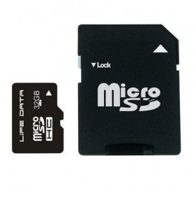 CARTAO DE MEMORIA LIFEDATA 32GB