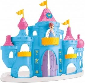 Castelo Princesa Snow 0407 Samba Toys