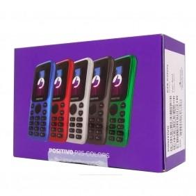 Celular P25 Colors Positivo
