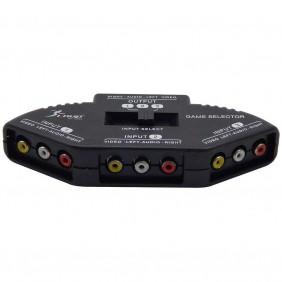 Chaveador RCA - Áudio e Vídeo KP-3453 Knup