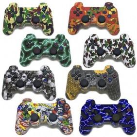 Controle PS3 sem Fio Personalizado FR-205-WT Feir