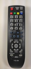 CONTROLE TV SAMSUNG LCD YG-84