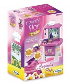 Cozinha Pop Casinha Flor 0454.3 Xalingo