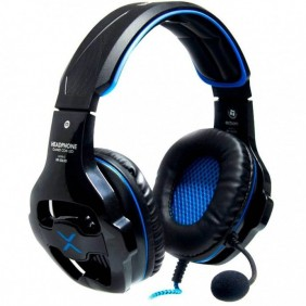 HEADPHONE GAMER COM LED HF-G650 EXBOM