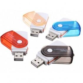 Leitor de Cartão USB UF0016 Xtrad