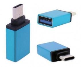Micro Adaptador OTG USB para Tipo C XT-2065 Xtrad