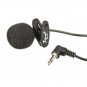 Mini Microfone Lapela KP-911 Knup