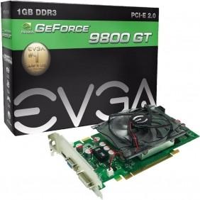 Placa de Vídeo GeForce 9800GT 1GB DDR3