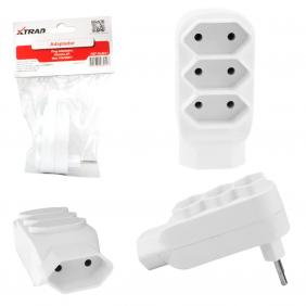 Plug Adaptador de Tomada SL6013 Xtrad