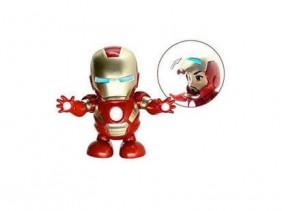 Robô Dançarino Homem de Ferro