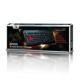 Teclado Gamer Bloody Q100U A4 Tech