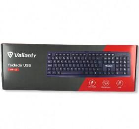 TECLADO USB KM-101 VALIANTY