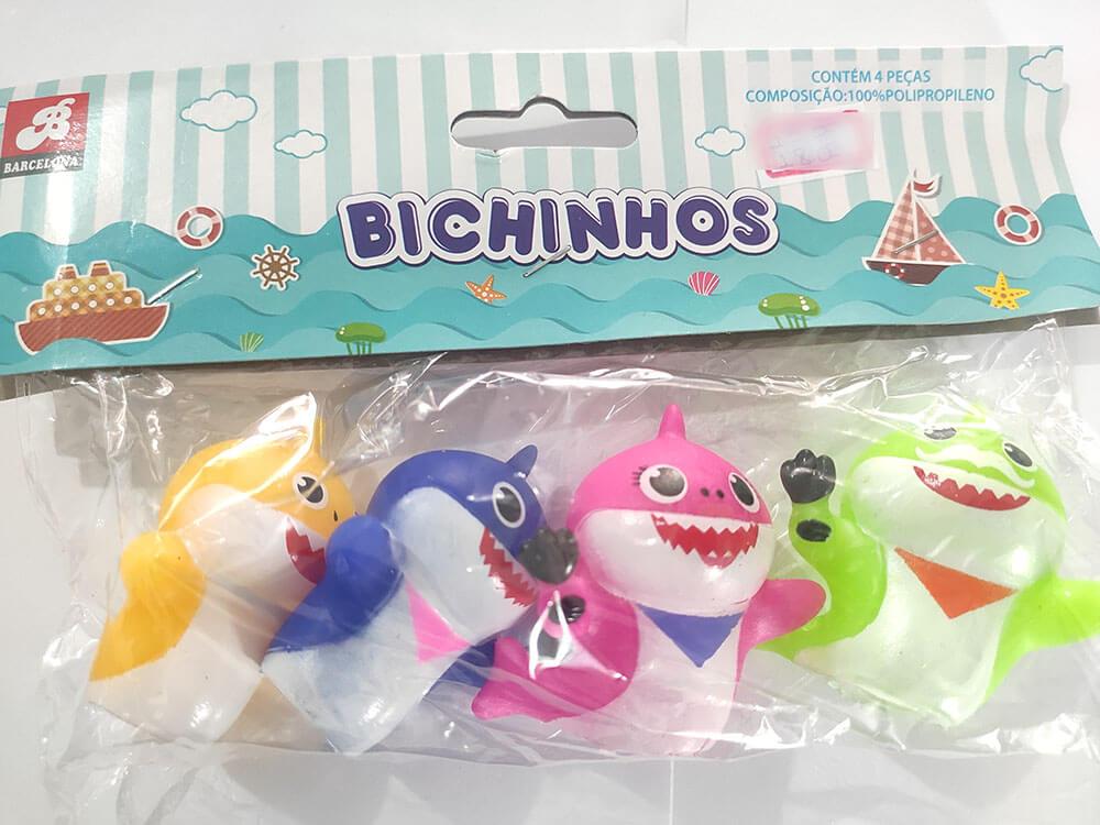 BICHINHOS DIVERTIDOS BABY SHARK BAR-1575-5 BARCELONA