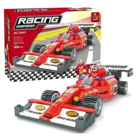 Blocos de Montar Racer 159 Peças 26401 Ausini