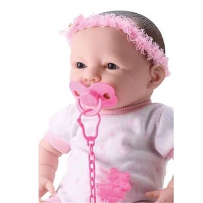 Boneca New Born Xixi 8046 Diver Toys