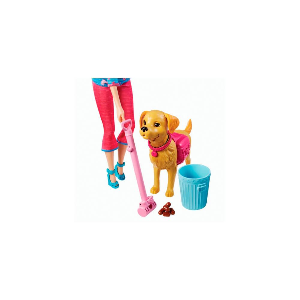 Boneca Serena com Cachorrinho HB009