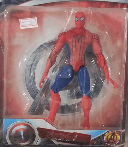 BONECO SPIDERMAN 3101-1