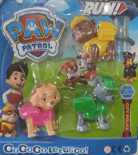 Brinquedo PATRULHA CANINA 1002