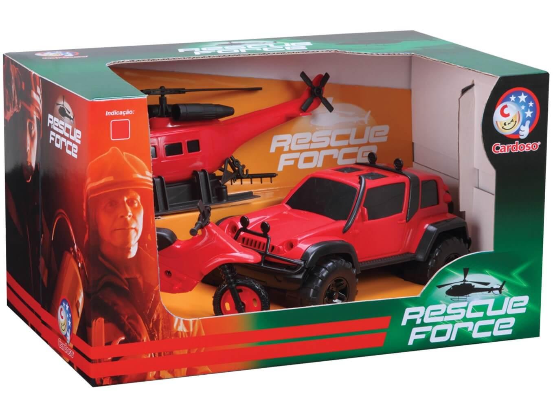 Brinquedo Rescue Force 1028 Cardoso Toys