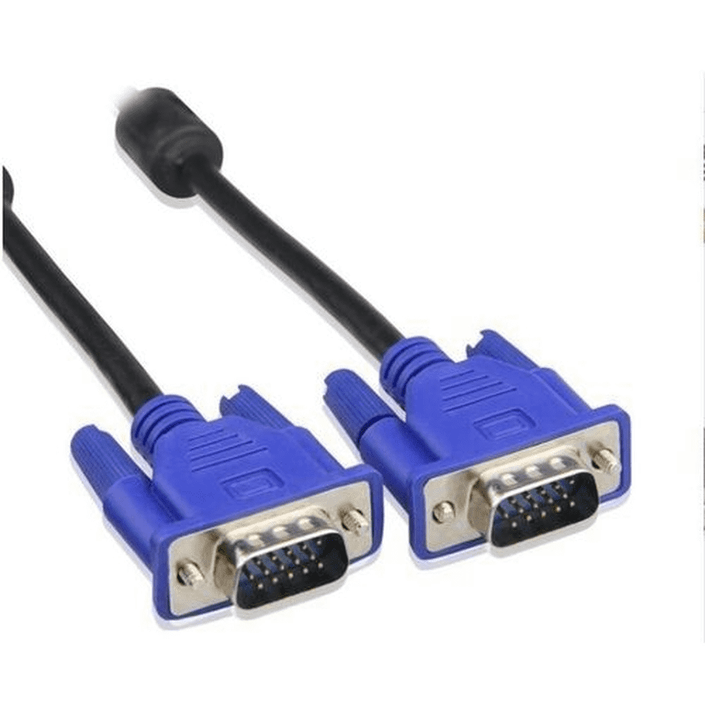 CABO VGA 1.5 MT TOMATE
