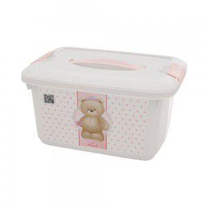 Caixa Organizadora com Alça Ursa Plasutil