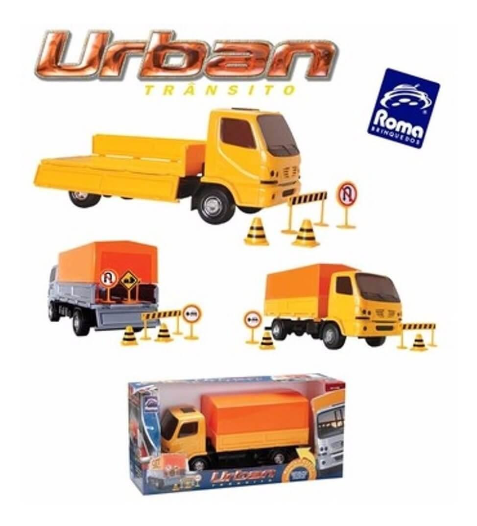 Caminhão Urban Transito 1440 Roma
