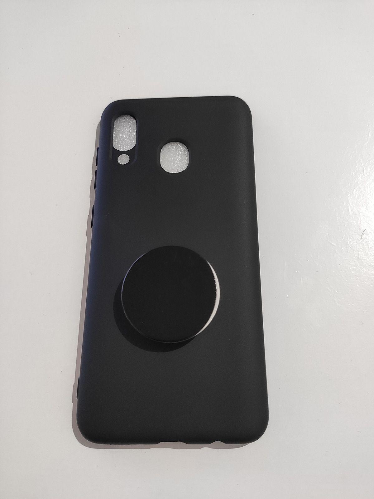 Capa Celular A20 com pop