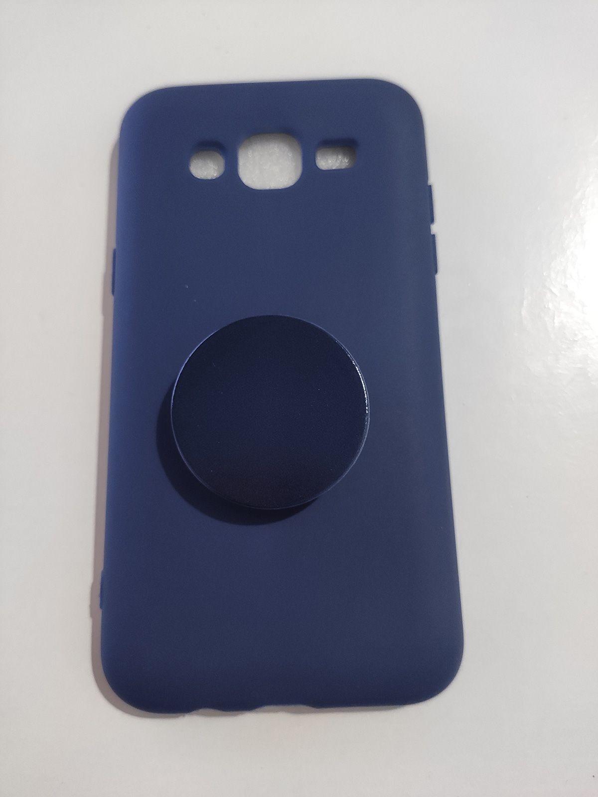 Capa Celular J5 com Pop Inova