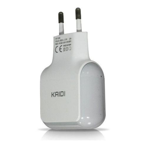 CARREGADOR 2.4A IPHONE KD-605C KAIDI