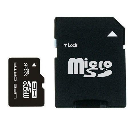 CARTAO DE MEMORIA LIFEDATA 32GB