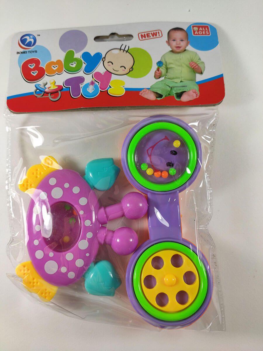 CHOCALHO INFANTIL OK025 BABY TOYS