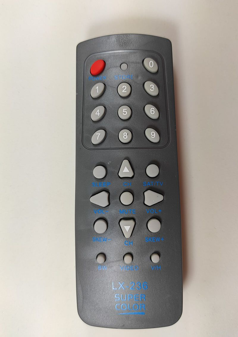 CONTROLE REMOTO RECEPTOR LX-236