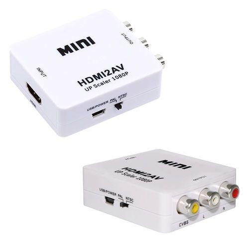 Conversor RCA para HDMI 2601