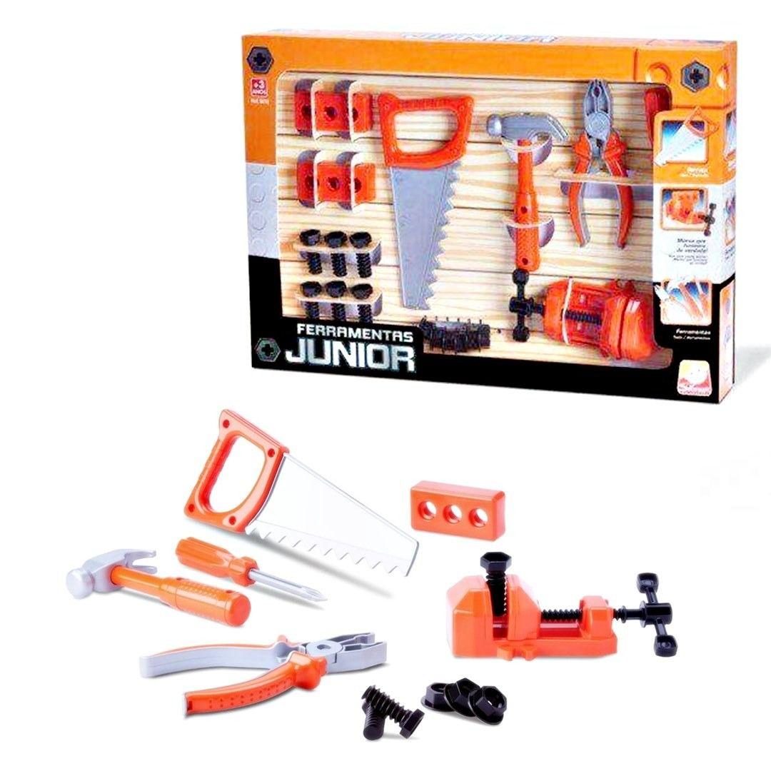 Ferramentas Junior 8010 Silmar Brinquedos