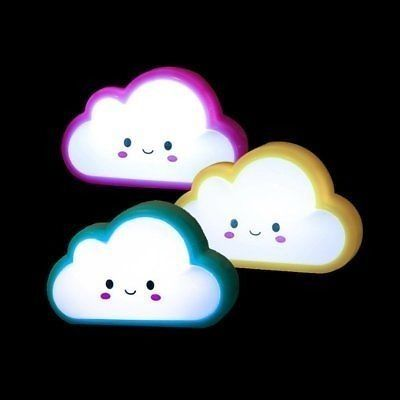 Luminária de Parede Infantil Led Nuvem AIH 03