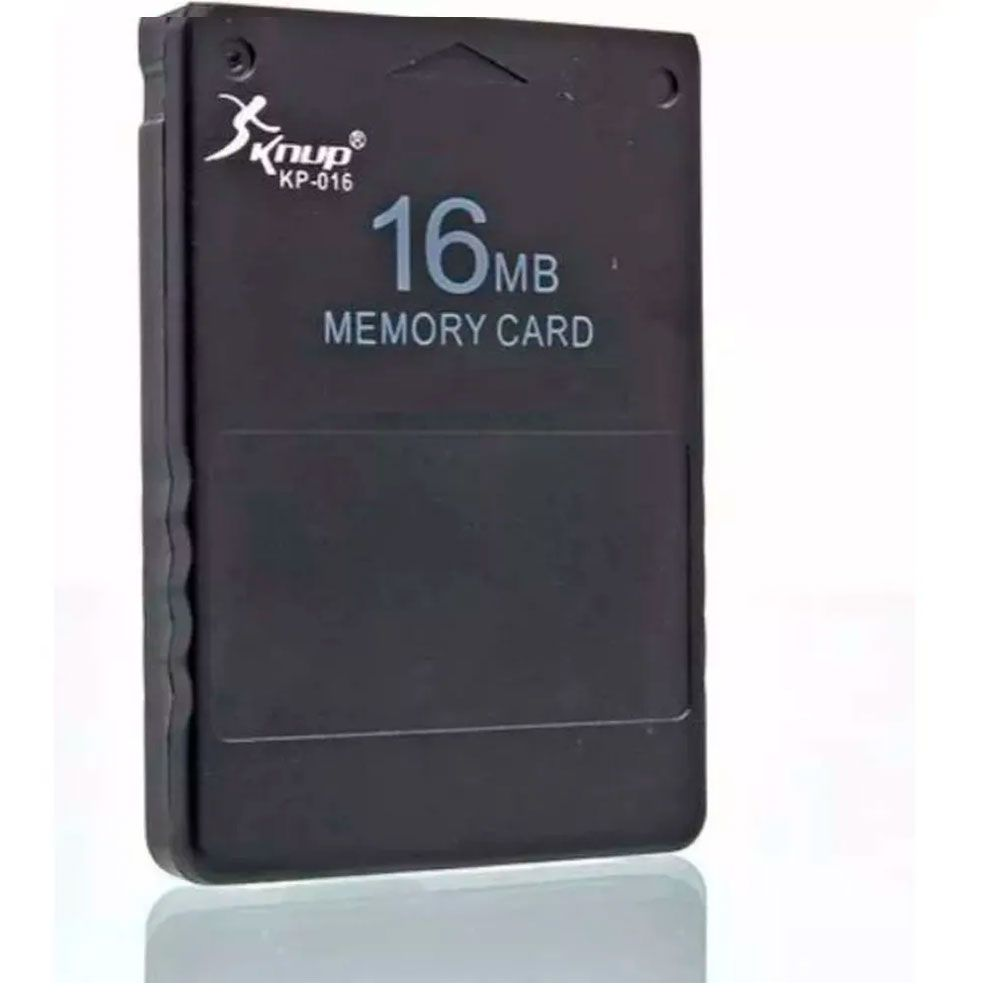 Memory Card Playstation 2 16MB KP-016 Knup