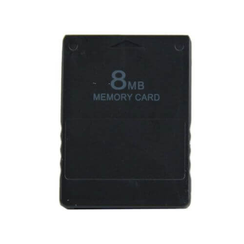 Memory Card Playstation 2 8MB XD-008 Xtrad