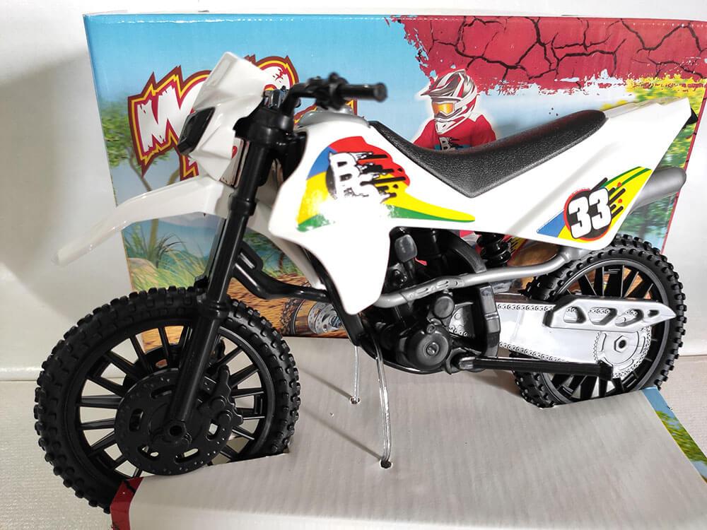 MOTO TRILHA 231 BS TOYS