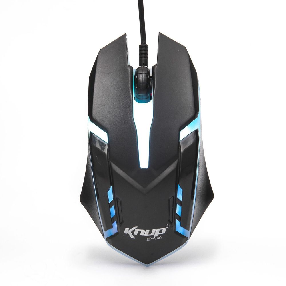 MOUSE GAMER KP-V40 KNUP